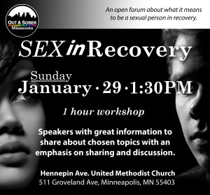 OSM-Sex in Recovery